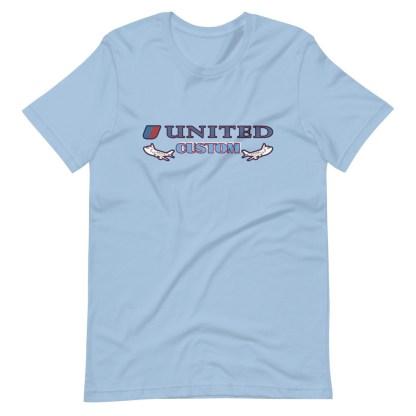 airplaneTees CUSTOM United Guy/Gal Tee Short-Sleeve Unisex 1