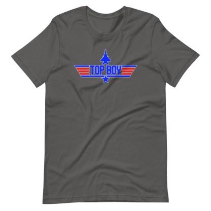 airplaneTees Top Boy Tee... Short-Sleeve Unisex 8