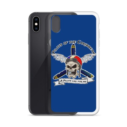 airplaneTees Pilots of the Caribbean iPhone Case 20