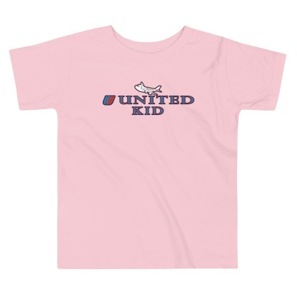 airplaneTees United Kid Toddler Tee... Short Sleeve 1