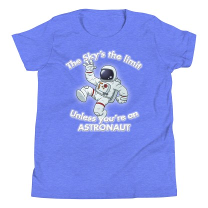 airplaneTees The Sky's the limit tee youth - Option 1... Youth Short Sleeve T-Shirt 9