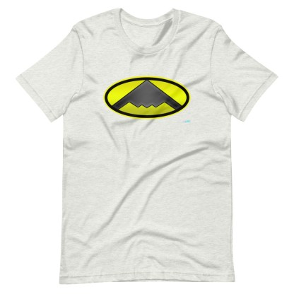 airplaneTees B2 Bomber Batman Tee... Short-Sleeve Unisex T-Shirt 10