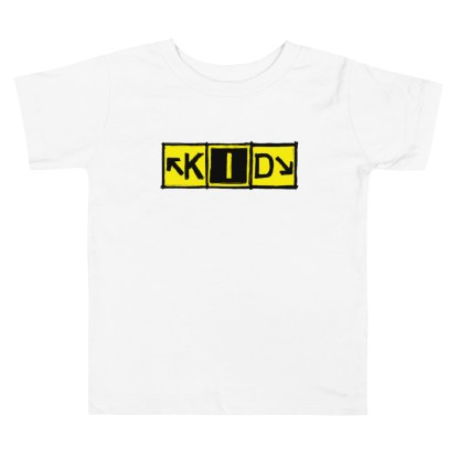 airplaneTees KID Taxiway Art Toddler Tee -Short Sleeve 4