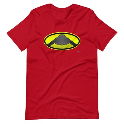 airplaneTees B2 Bomber Batman Tee... Short-Sleeve Unisex T-Shirt 12