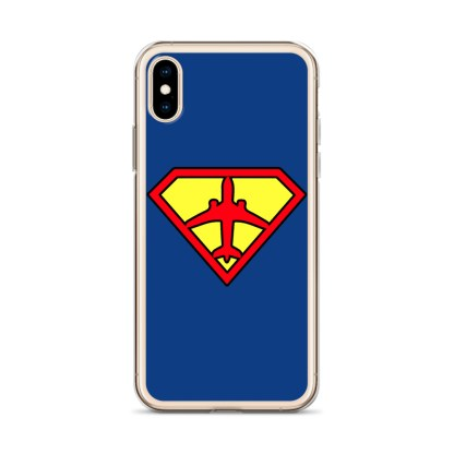 airplaneTees Superpilot iPhone Case 13