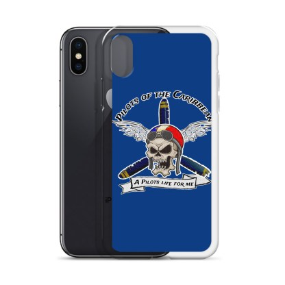 airplaneTees Pilots of the Caribbean iPhone Case 12