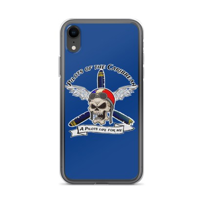 airplaneTees Pilots of the Caribbean iPhone Case 15