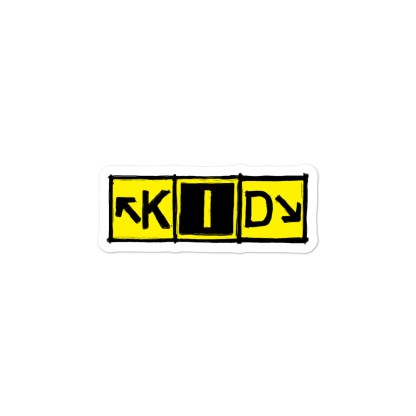 airplaneTees KID stickers... Bubble-free... runway art 2