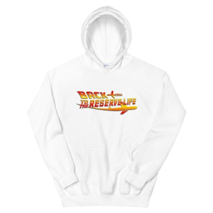 airplaneTees Back to the Reserve Life Hoodie... Unisex 6