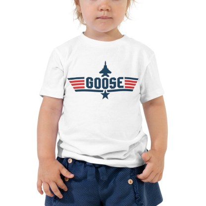airplaneTees Goose Toddler Tee Short Sleeve 3