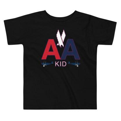 airplaneTees American Kid Toddler Tee... Short Sleeve 4
