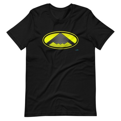 airplaneTees B2 Bomber Batman Tee... Short-Sleeve Unisex T-Shirt 7