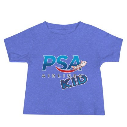 airplaneTees PSA Airlines Kid Infant Tee... Baby Jersey Short Sleeve 3