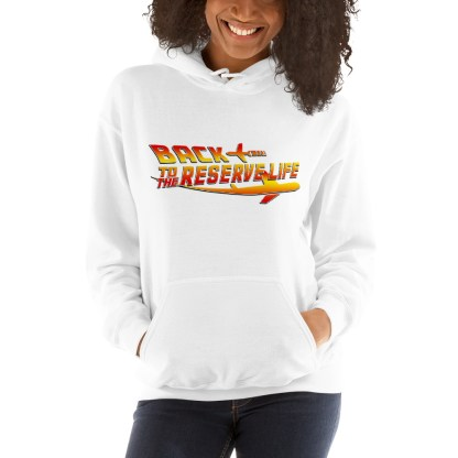 airplaneTees Back to the Reserve Life Hoodie... Unisex 5