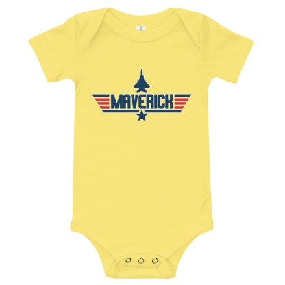 airplaneTees Maverick Onesie 7