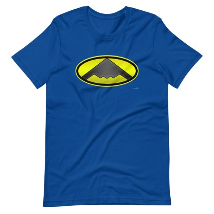 airplaneTees B2 Bomber Batman Tee... Short-Sleeve Unisex T-Shirt 11
