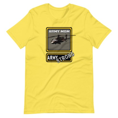 airplaneTees PERSONALIZE IT - Army Strong Tee, Army Mom, Dad, Rank, Class you name it. Short-Sleeve Unisex T-Shirt 14