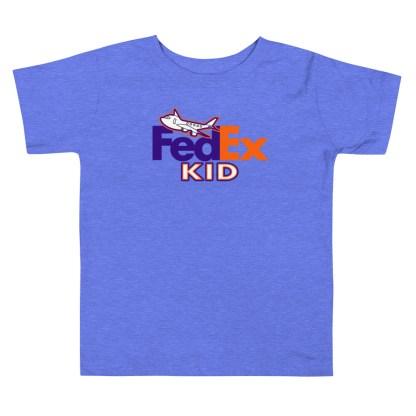 airplaneTees FedEx Kid Toddler Tee... Short Sleeve 4
