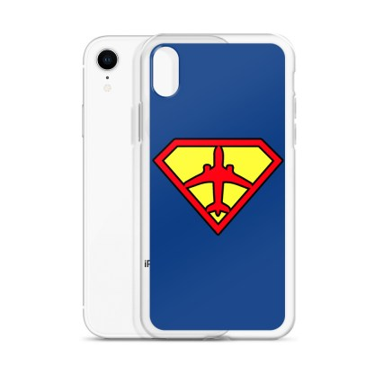 airplaneTees Superpilot iPhone Case 18