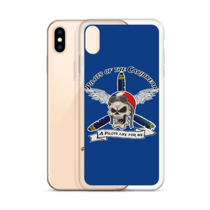 airplaneTees Pilots of the Caribbean iPhone Case 22