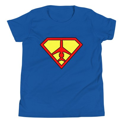 airplaneTees SuperCRJ Pilot Tee... Youth Short Sleeve 1