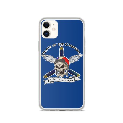 airplaneTees Pilots of the Caribbean iPhone Case 2