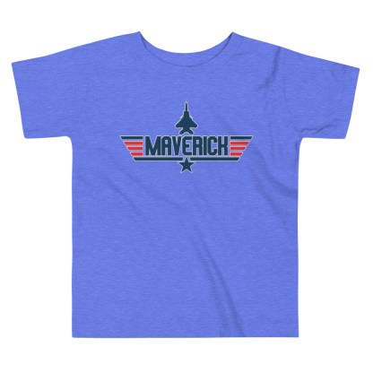 airplaneTees Maverick Toddler Tee Short Sleeve 6