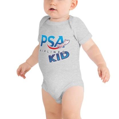 airplaneTees PSA Airlines Kid Onesie 2