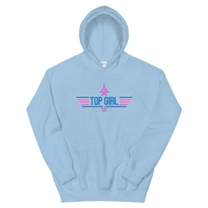 airplaneTees Top Girl Hoodie... Unisex 13