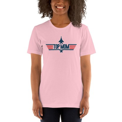 airplaneTees Top Mom tee... Short-Sleeve Unisex 2
