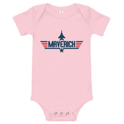airplaneTees Maverick Onesie 8