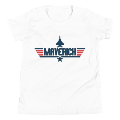 airplaneTees Maverick Youth Tee Short Sleeve 9