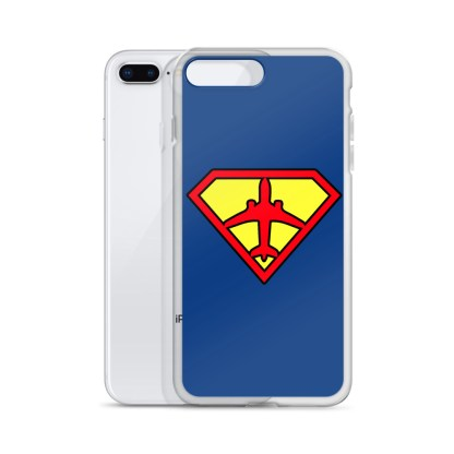 airplaneTees Superpilot iPhone Case 8