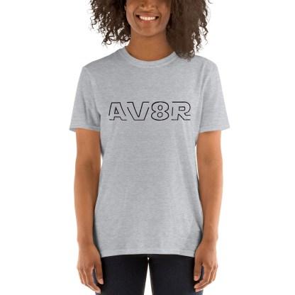 airplaneTees Jedi AV8R Tee... Short-Sleeve Unisex T-Shirt 3