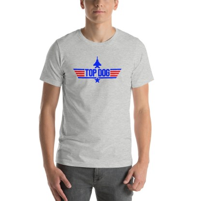 airplaneTees Top Dog tee... Short-Sleeve Unisex 2