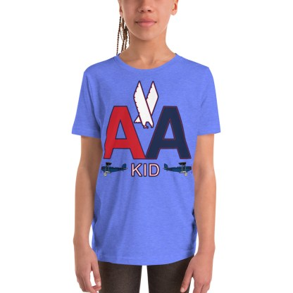 airplaneTees American Kid Youth Tee... Short Sleeve 2