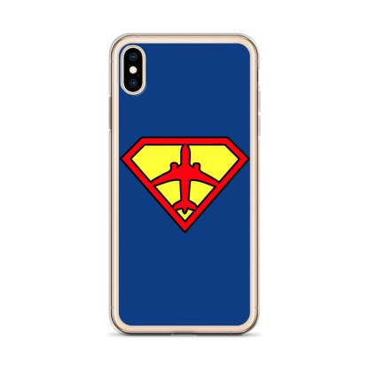 airplaneTees Superpilot iPhone Case 21