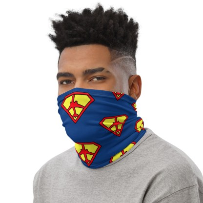 airplaneTees SuperPilot Face Mask/Face Covering/Neck Gaiter 3