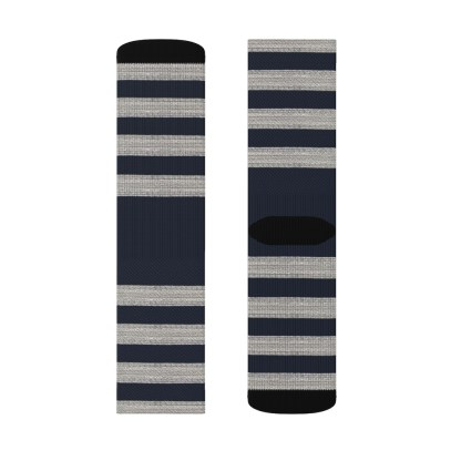 airplaneTees American Airlines Captain socks - Sublimation 10