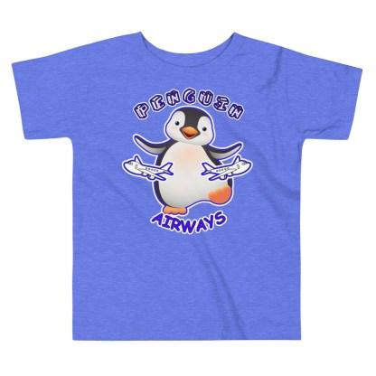 airplaneTees Penguin Airways Tee... Toddler Short Sleeve 1