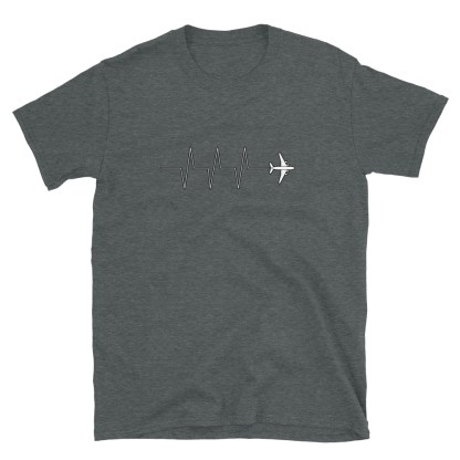 airplaneTees Planebeat Tee Short-Sleeve Unisex 7