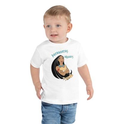 airplaneTees Pocahontas Airways Tee... Toddler Short Sleeve 2
