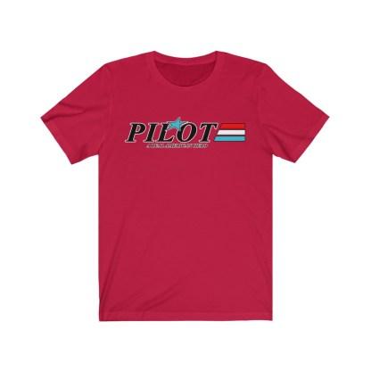 airplaneTees GI Pilot Tee - Unisex Jersey Short Sleeve 10