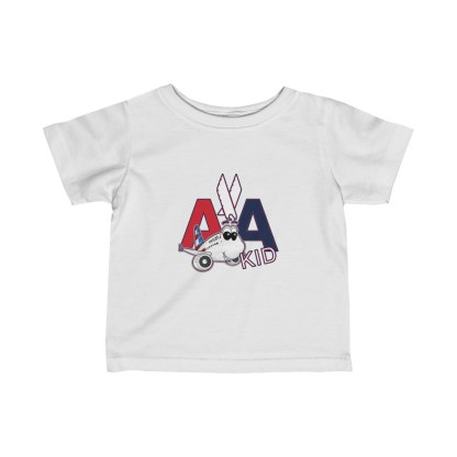 airplaneTees AA Kid Infant Tee Airbus... Fine Jersey 2