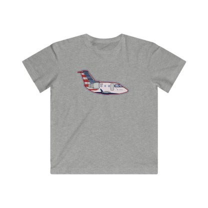 airplaneTees MESA CRJ Youth Tee... Fine Jersey 3