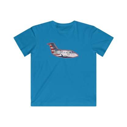 airplaneTees MESA CRJ Youth Tee... Fine Jersey 1