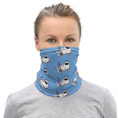 airplane face masks
