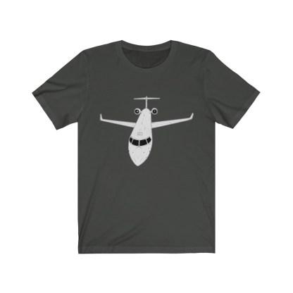 airplaneTees CRJ Tee... Unisex Jersey Short Sleeve 6