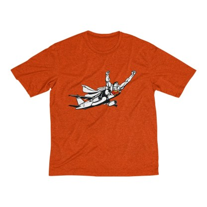airplaneTees SuperPlane Tee... Men's Heather Dri-Fit 4
