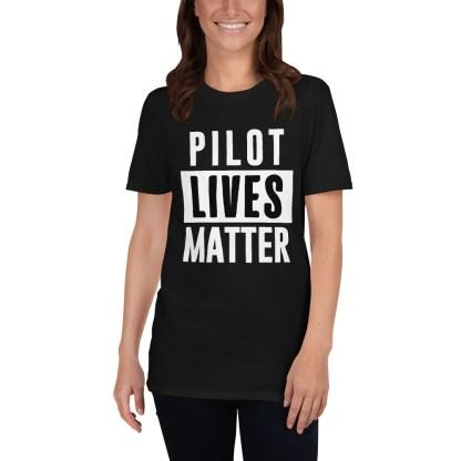 airplaneTees Pilot Lives Matter Tee... Short-Sleeve Unisex 4